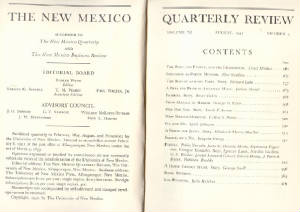 TheNewMexicoQuarterlyReview1941Augustcontents.jpg